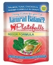 Natural Balance Platefulls Cat Pouches Indoor Salmon, Tuna, Chicken And Shrimp In Gravy Cat Pouch, 24 Pack Of 3 Oz Case
