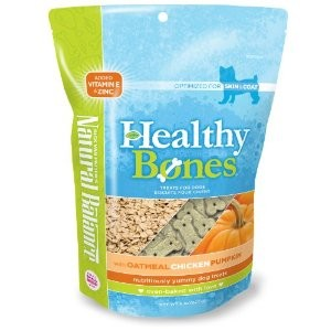 Natural Balance Treats Chicken, Oatmeal, Pumpkin 8 Oz, 8 Oz Each