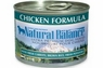 Natural Balance Ultra Premium Chicken Formula Canned Dog Food 6oz
