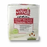 Nature's Miracle Scent Release Training Pads, Flowering Meadows Scent, 50 Count