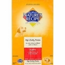 Nature's Recipe Dry Dog Food for Puppy, Lamb and Rice Meal, 15 Pound Bag