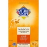 Nature's Recipe Dry Dog Food for Senior Dog, Lamb and Rice Meal, 15 Pound Bag