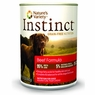 Nature'S Variety Instinct Canine - Can Food Beef - Dog, 12 Pack Of 13.2 Oz Case
