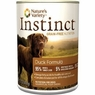 Nature'S Variety Instinct Canine - Can Food Duck - Dog, 12 Pack Of 5.5 Oz Case