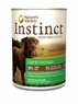 Nature'S Variety Instinct Canine - Can Food Lamb - Dog, 12 Pack Of 13.2 Oz Case