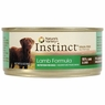 Nature'S Variety Instinct Canine - Can Food Lamb - Dog, 12 Pack Of 5.5 Oz Case