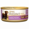 Nature'S Variety Instinct Canine - Can Food Rabbit - Dog, 12 Pack Of 5.5 Oz Case