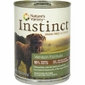 Nature'S Variety Instinct Canine - Can Food Venison - Dog, 12 Pack Of 13.2 Oz Case
