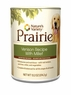Nature'S Variety Prairie Canine - Can Food Venison With Millet, 12 Pack Of 13.2 Oz Case