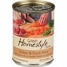 Nature'S Variety Prairie Homestyle Canine - Cans Turkey And Duck Stew, 12 Pack Of 13.2 Oz Case