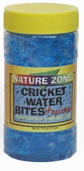 Nature Zone Cricket Water Bites with Calcium 11.6oz