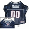New England Patriots NFL Dog Jersey - Large