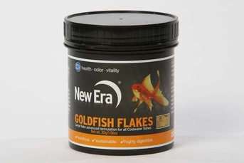 New Era Aquaculture Goldfish Flakes 30gm