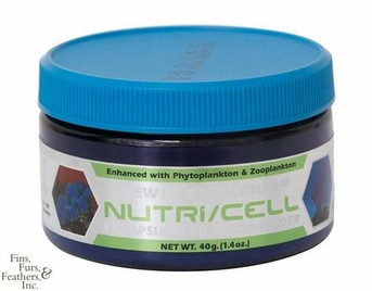 New Life Spectrum Nutri/Cell Coral Food 40g
