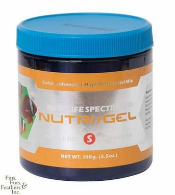New Life Spectrum Nutri/Gel Saltwater 100g