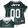 New York Jets NFL Dog Jersey - Large