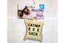 North American Pet Classy Kitty Catnip Sack