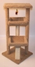 North American Pet Double basket tower with toy