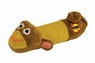 Petstages Mini Stuffing Free Monkey Dog Toy