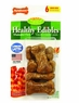 Nylabone 6 Count Healthy Edibles Bacon Flavor Junior Bones for Small Dogs, Mini