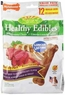 Nylabone Healthy Edibles Chicken and Roast Beef with Vitamins Dog Chew Variety Pack