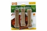 Nylabone Healthy Edibles Chicken Flavored Bone w/ Vitamins Regular 3pk