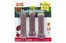 Nylabone Healthy Edibles Puppy Lamb & Apples Regular Bone 3pk