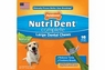 Nylabone Nutri Dent Adult Chicken Large Pantry Pack 16ct