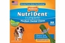 Nylabone Nutri Dent Adult Chicken Medium Pantry Pack 32ct