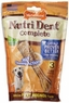 Nylabone Nutri Dent Filet Mignon 3 Count Dental Chews for Adult Dogs, Large