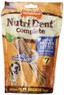 Nylabone Nutri Dent Filet Mignon 7 Count Dental Chews for Adult Dogs, Medium