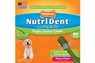 Nylabone Nutri Dent Puppy Bacon Small Pantry Pack 50ct