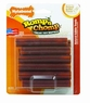 Nylabone Romp N Chomp 12 Count Treat Bar Refills Chew Toy, Peanut Butter Flavor
