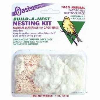 Oasis Build-a-Nest Nesting Kit for Wild Birds