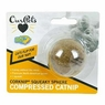 OurPets Corknip All-Natural Compressed Catnip Squeaky Sphere