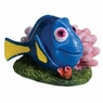 Penn Plax 2 in. Dory with Coral Aquarium D�cor
