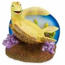 Penn Plax Finding Nemo Resin Ornament, Crush Backflipping, 4-Inch