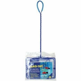 Penn-Plax Net with Long Handle - 8 in.