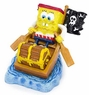 Penn Plax SpongeBob & Patrick in Canoe Aquarium Ornament