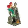 "Penn Plax The Little Mermaid Ariel & Eric Statue Aquarium Ornament, 1.5"" L X 3"" W X 3.75"" H"