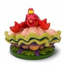 "Penn Plax The Little Mermaid Sebastian Aquarium Ornament, 2.75"" L X 3.25"" W X 2.75"" H"
