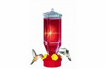 Perky-Pet Lantern Hummingbird Feeder 18oz