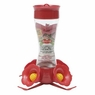 Perky-Pet 203CPBN Pinch Waist Glass Hummingbird Feeder with Free Nectar