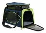 Petmate 21820 See and Pop Top Pets Carrier, Navy Blue