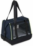 Petmate 21848 See and Stow Pets Carrier, Navy Blue