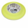 Petmate 23908 WetNoz Flexi Pet Bowl, 14.5-Ounce, Pear