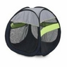 Petmate 25292 Pop-Up Pet Tent, Medium, Navy Blue