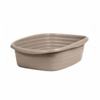 PETMATE 290012 Stay Fresh Small Open Pan Asst Colors for Pets