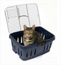PETMATE 290750 Traveler Underseat Carrier for Pets, 19 by 17 by 9-Inch