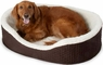 PETMATE 290828 36-Inch Twill Lounger for Pets, Large